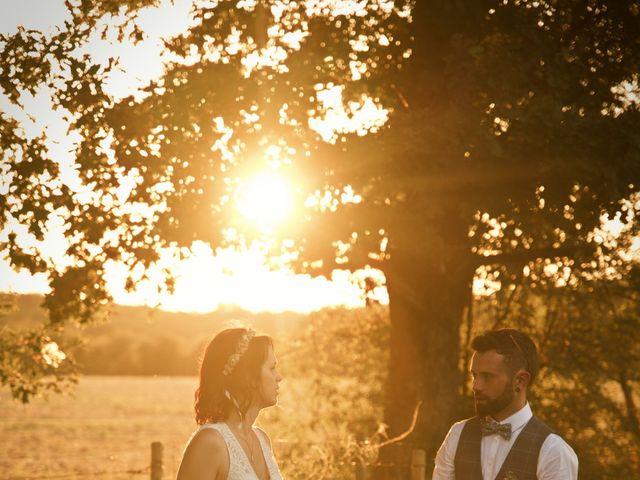 Le mariage de Jérémy et Vanessa à Ancenis, Loire Atlantique 106