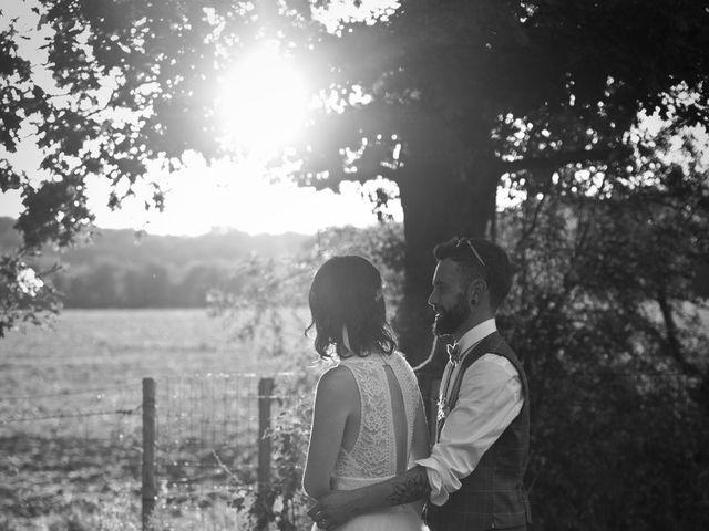 Le mariage de Jérémy et Vanessa à Ancenis, Loire Atlantique 107
