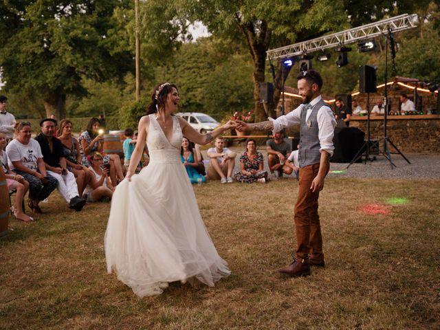 Le mariage de Jérémy et Vanessa à Ancenis, Loire Atlantique 115