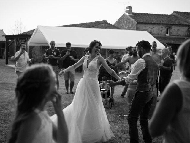 Le mariage de Jérémy et Vanessa à Ancenis, Loire Atlantique 116
