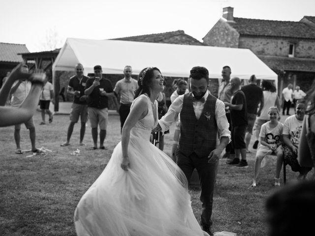 Le mariage de Jérémy et Vanessa à Ancenis, Loire Atlantique 117