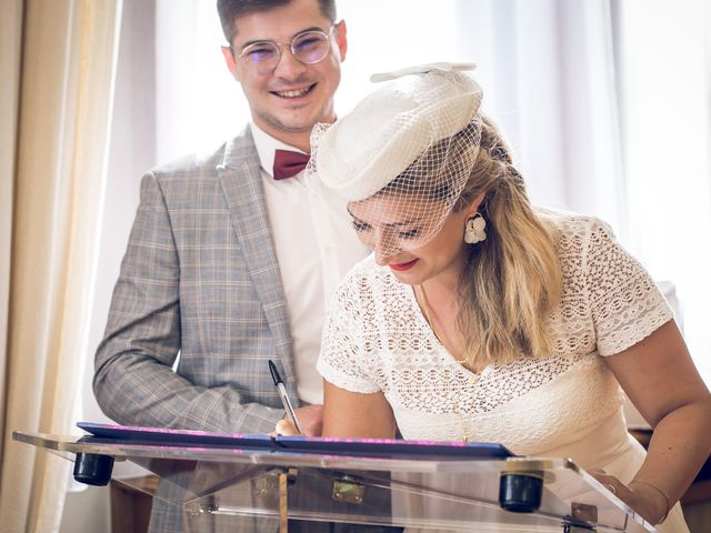 Le mariage de Pierre et Noémie à Corbehem, Pas-de-Calais 7