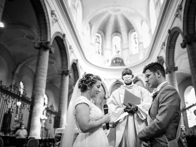 Le mariage de Pierre et Noémie à Corbehem, Pas-de-Calais 83
