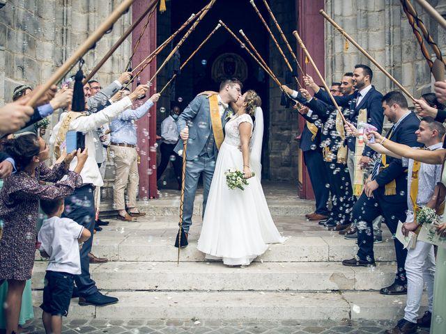 Le mariage de Pierre et Noémie à Corbehem, Pas-de-Calais 94