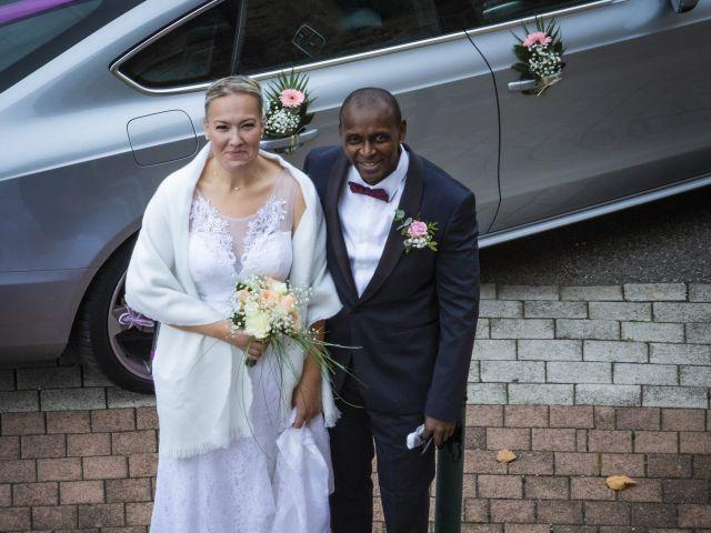 Le mariage de Jean-Yves et Ingrid à Chabeuil, Drôme 3