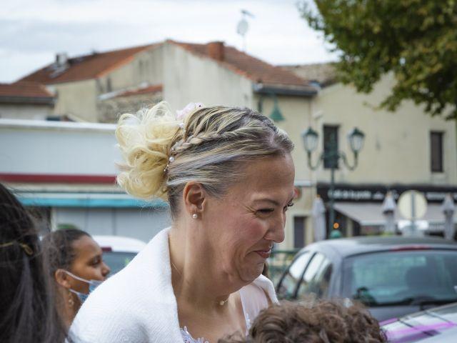 Le mariage de Jean-Yves et Ingrid à Chabeuil, Drôme 7