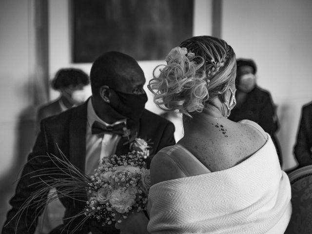 Le mariage de Jean-Yves et Ingrid à Chabeuil, Drôme 11