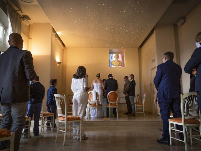 Le mariage de Jean-Yves et Ingrid à Chabeuil, Drôme 1
