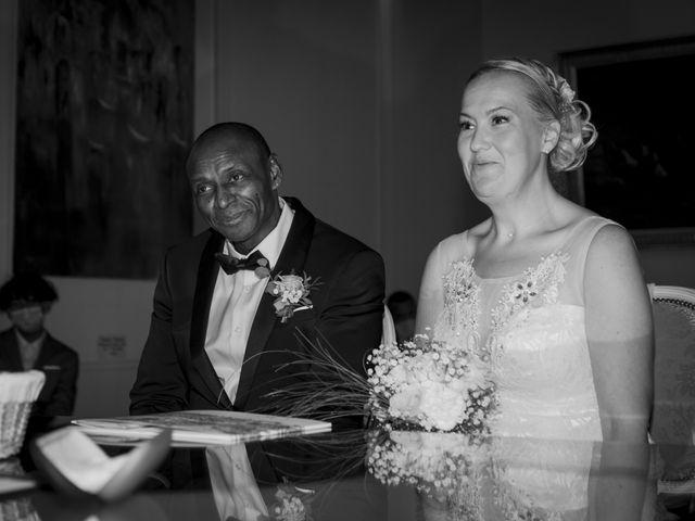 Le mariage de Jean-Yves et Ingrid à Chabeuil, Drôme 15