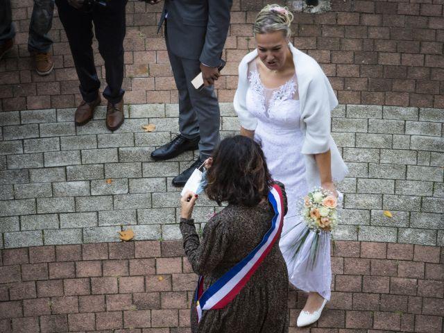 Le mariage de Jean-Yves et Ingrid à Chabeuil, Drôme 35