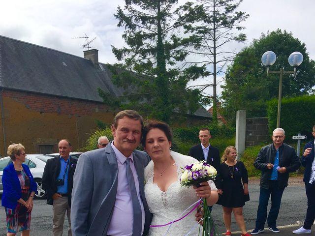 Le mariage de Yohan et Sandra à Saint-Georges-de-Bohon, Manche 10