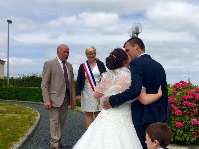 Le mariage de Yohan et Sandra à Saint-Georges-de-Bohon, Manche 11