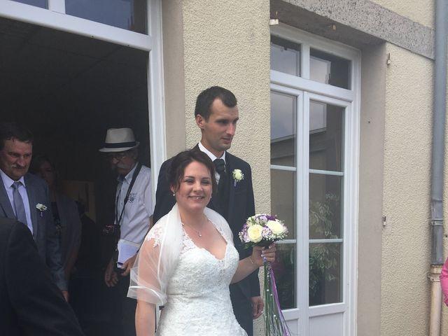 Le mariage de Yohan et Sandra à Saint-Georges-de-Bohon, Manche 12