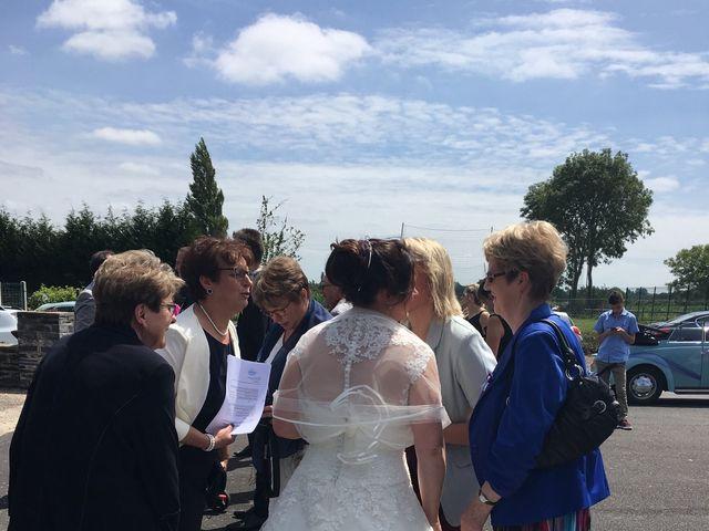 Le mariage de Yohan et Sandra à Saint-Georges-de-Bohon, Manche 14