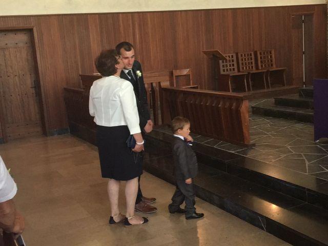 Le mariage de Yohan et Sandra à Saint-Georges-de-Bohon, Manche 1