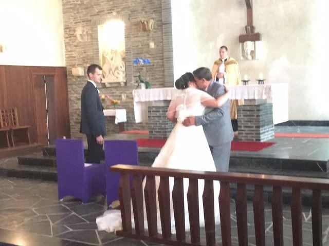 Le mariage de Yohan et Sandra à Saint-Georges-de-Bohon, Manche 17
