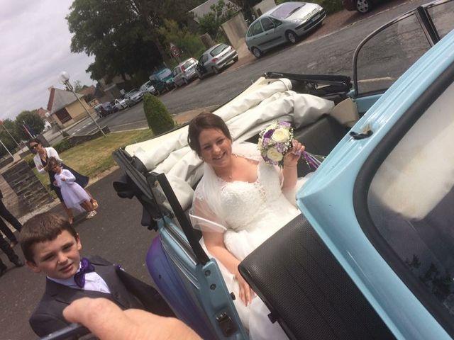 Le mariage de Yohan et Sandra à Saint-Georges-de-Bohon, Manche 18