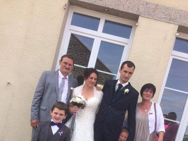 Le mariage de Yohan et Sandra à Saint-Georges-de-Bohon, Manche 20