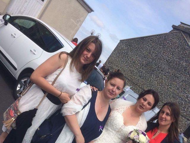 Le mariage de Yohan et Sandra à Saint-Georges-de-Bohon, Manche 21