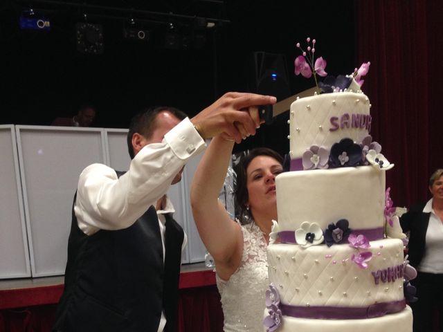 Le mariage de Yohan et Sandra à Saint-Georges-de-Bohon, Manche 22