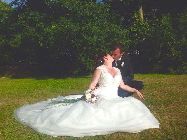 Le mariage de Yohan et Sandra à Saint-Georges-de-Bohon, Manche 25