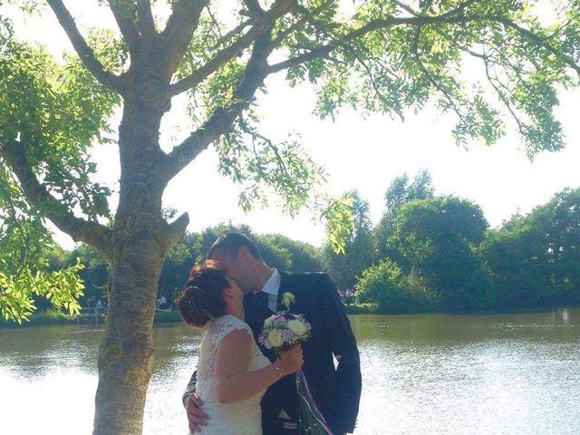 Le mariage de Yohan et Sandra à Saint-Georges-de-Bohon, Manche 26