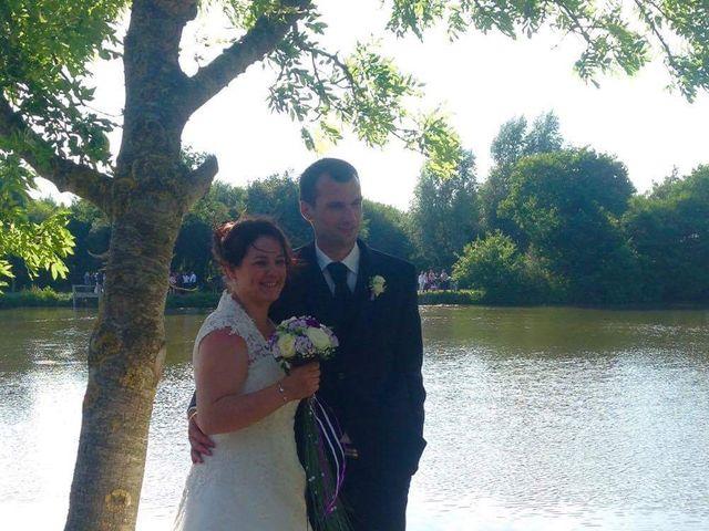 Le mariage de Yohan et Sandra à Saint-Georges-de-Bohon, Manche 27