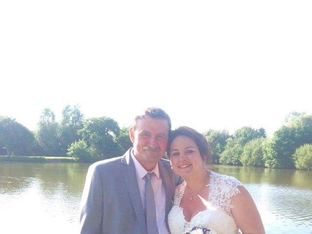Le mariage de Yohan et Sandra à Saint-Georges-de-Bohon, Manche 28