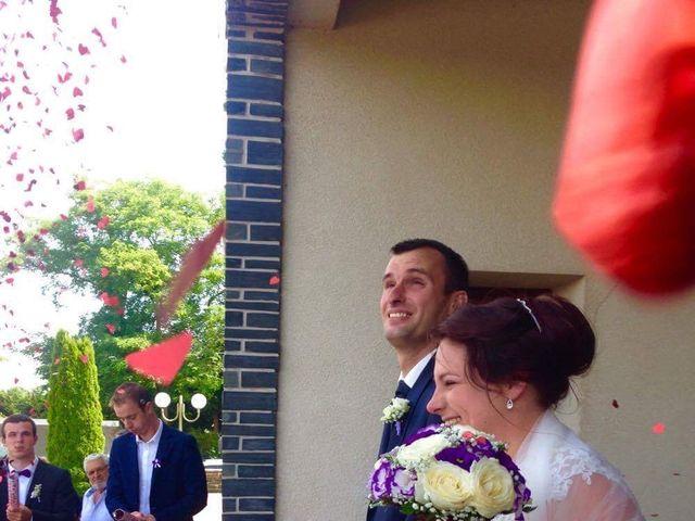 Le mariage de Yohan et Sandra à Saint-Georges-de-Bohon, Manche 33