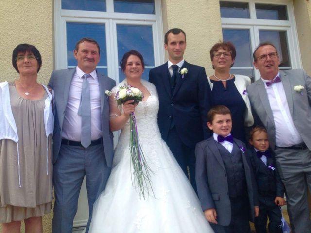 Le mariage de Yohan et Sandra à Saint-Georges-de-Bohon, Manche 34