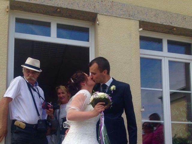 Le mariage de Yohan et Sandra à Saint-Georges-de-Bohon, Manche 35
