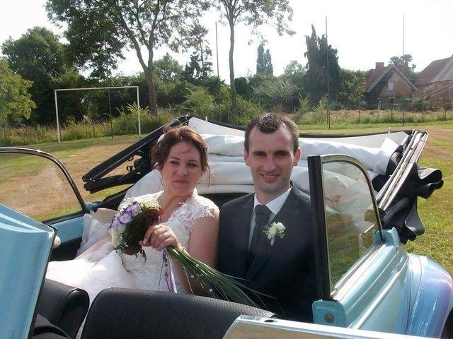 Le mariage de Yohan et Sandra à Saint-Georges-de-Bohon, Manche 38
