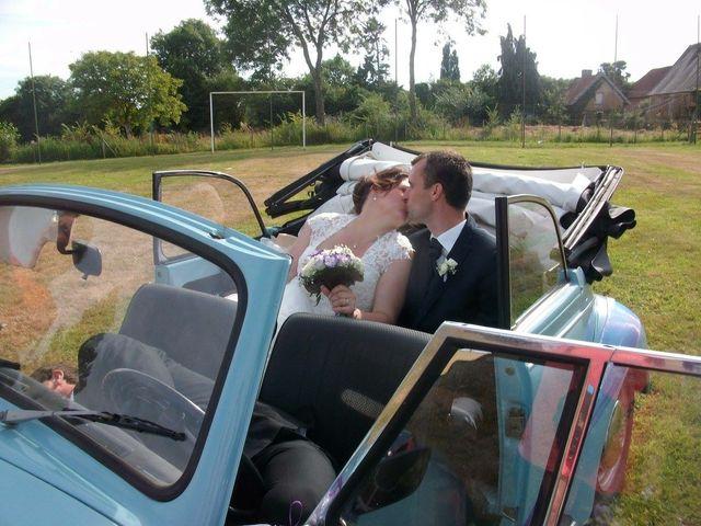 Le mariage de Yohan et Sandra à Saint-Georges-de-Bohon, Manche 42