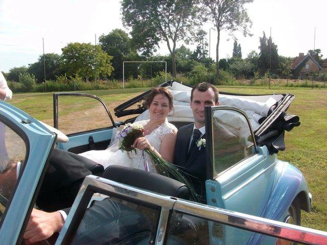 Le mariage de Yohan et Sandra à Saint-Georges-de-Bohon, Manche 43
