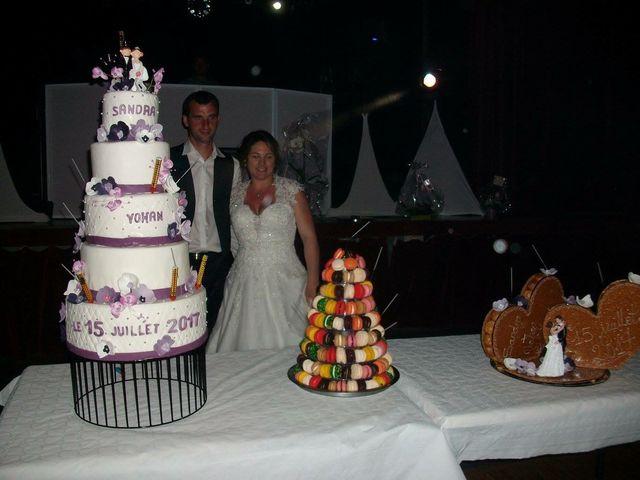 Le mariage de Yohan et Sandra à Saint-Georges-de-Bohon, Manche 49