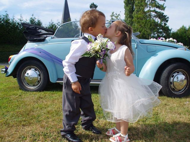 Le mariage de Yohan et Sandra à Saint-Georges-de-Bohon, Manche 52