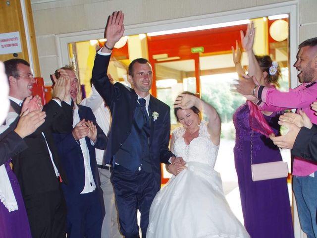 Le mariage de Yohan et Sandra à Saint-Georges-de-Bohon, Manche 58