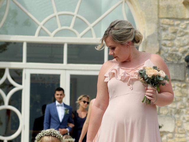 Le mariage de Scott et Pauline à Lignan-de-Bordeaux, Gironde 22