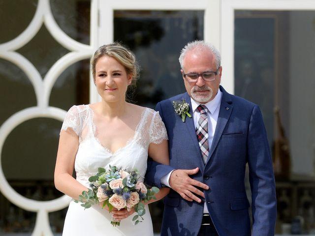 Le mariage de Scott et Pauline à Lignan-de-Bordeaux, Gironde 23