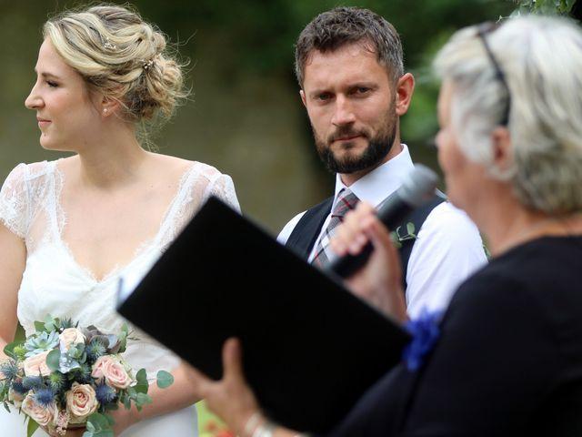 Le mariage de Scott et Pauline à Lignan-de-Bordeaux, Gironde 24