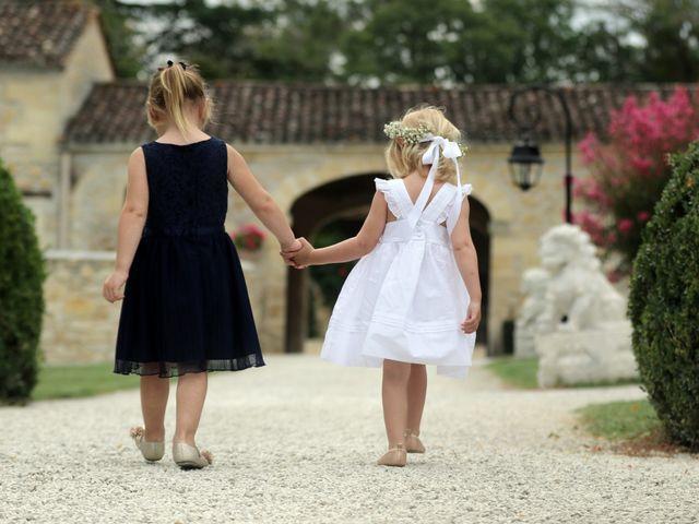 Le mariage de Scott et Pauline à Lignan-de-Bordeaux, Gironde 28