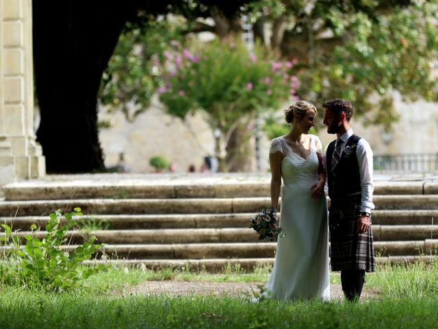 Le mariage de Scott et Pauline à Lignan-de-Bordeaux, Gironde 32