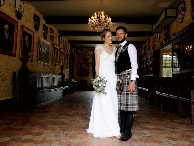Le mariage de Scott et Pauline à Lignan-de-Bordeaux, Gironde 36