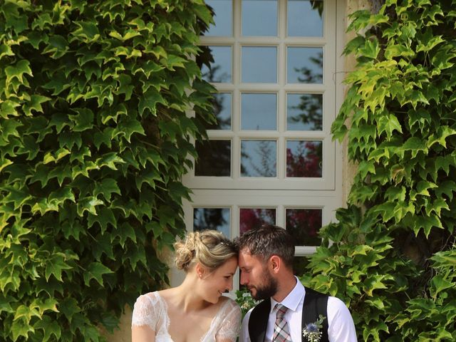 Le mariage de Scott et Pauline à Lignan-de-Bordeaux, Gironde 37