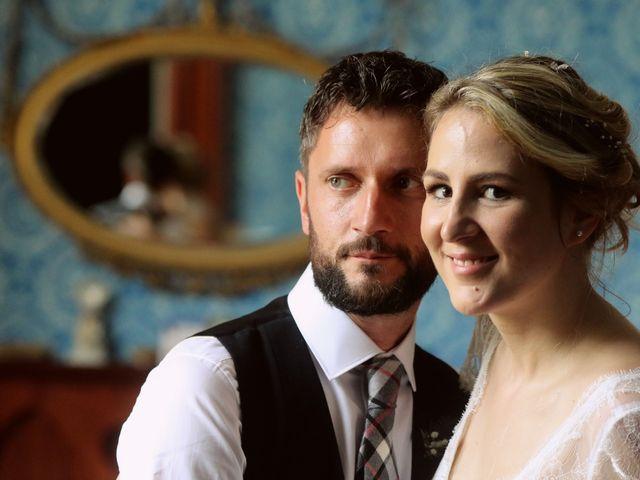 Le mariage de Pauline et Scott