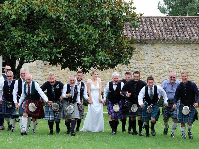 Le mariage de Scott et Pauline à Lignan-de-Bordeaux, Gironde 43