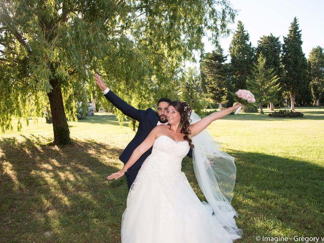 Le mariage de Coralie et Bruno