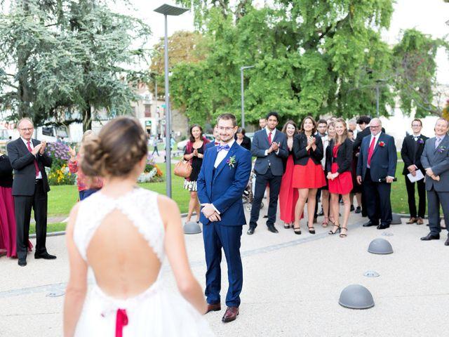 Le mariage de Antoine et Aude à Houilles, Yvelines 4