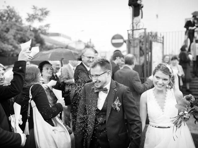 Le mariage de Antoine et Aude à Houilles, Yvelines 1