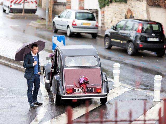 Le mariage de Antoine et Aude à Houilles, Yvelines 8